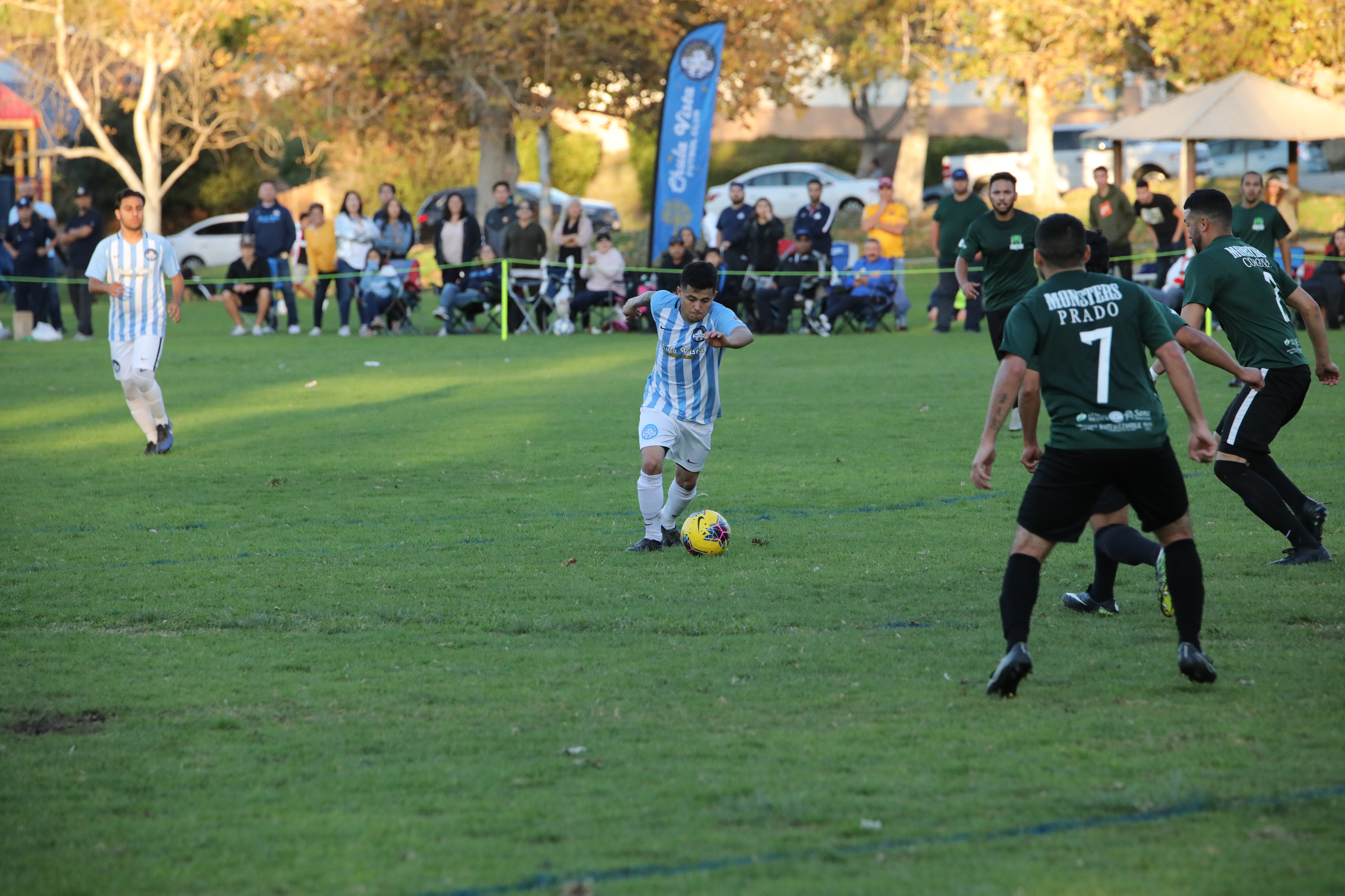 CVFC defeats LA Monsters in a penalty shootout 2-2 (5:4)