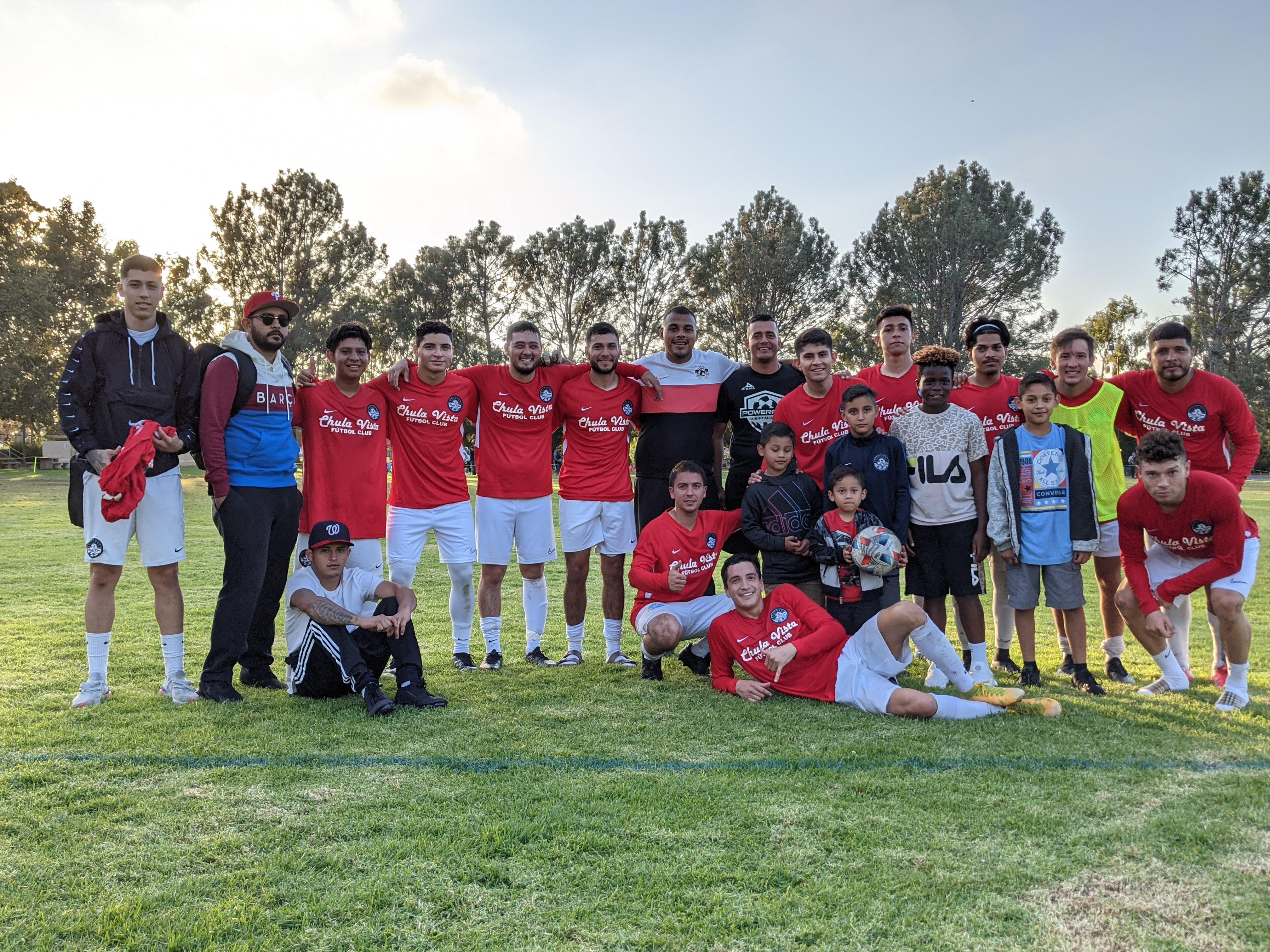 CVFC defeats White Tigers FC to advance to the third qualifying round for 2022 Lamar Hunt U.S. Open Cup