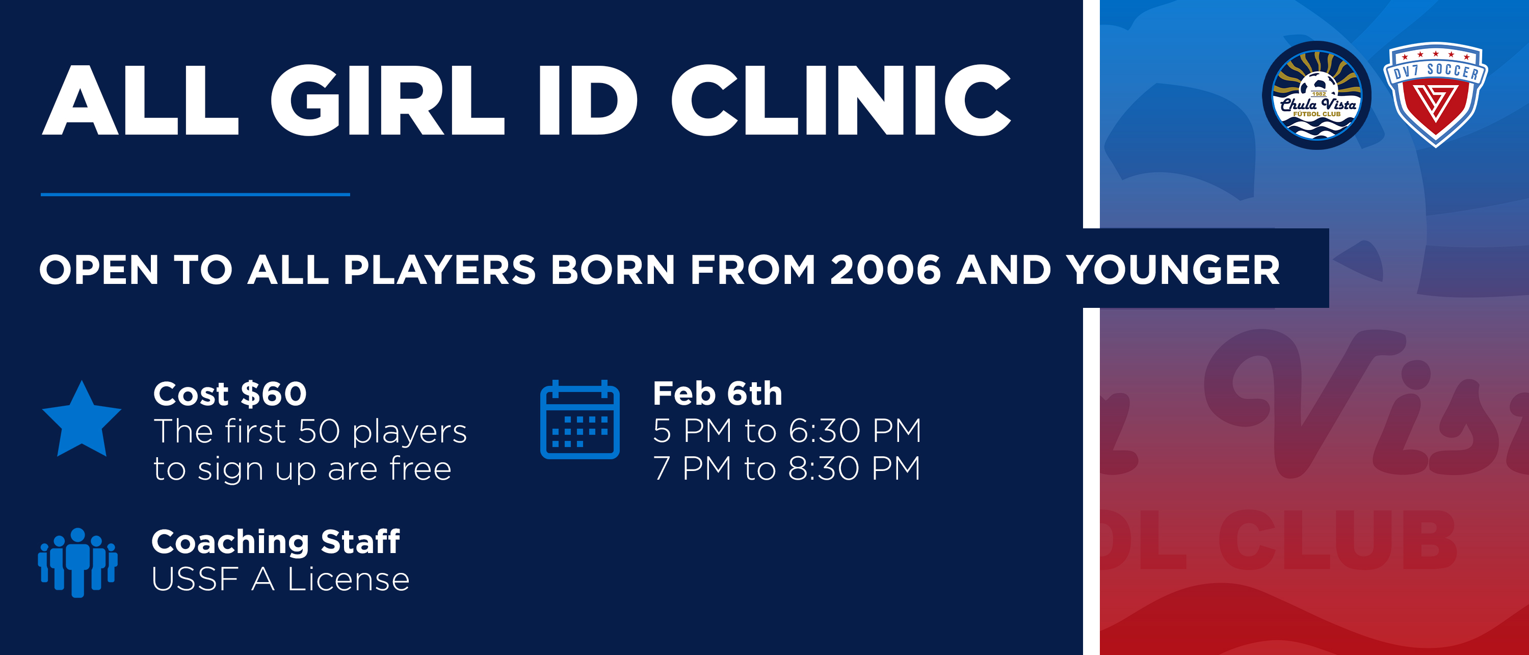 All Girl ID Clinic