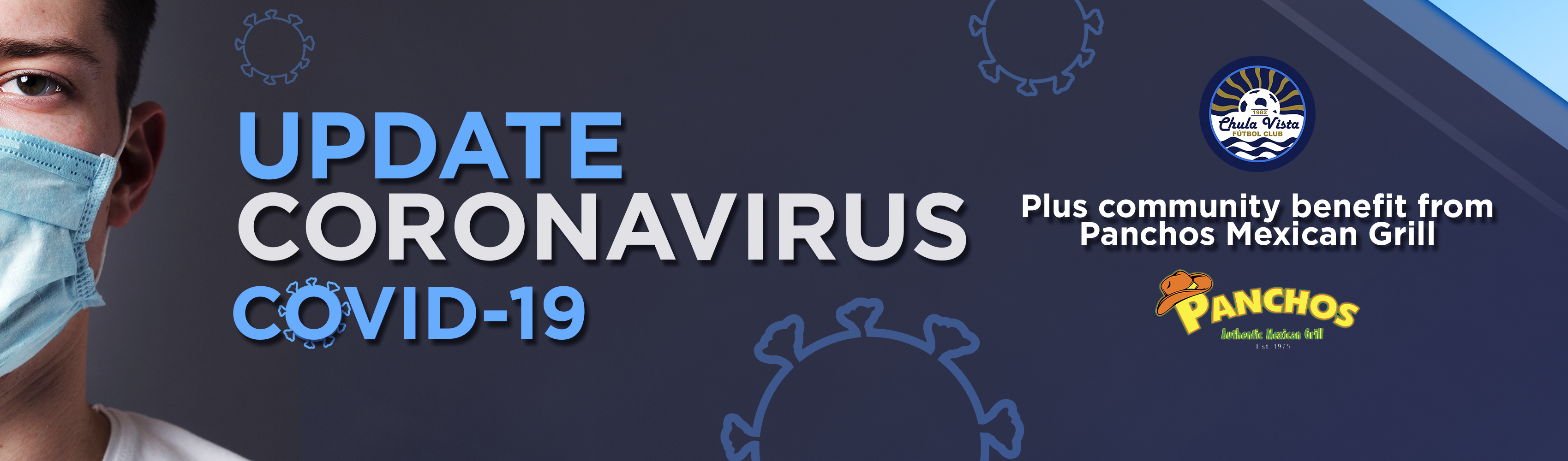 CLUB UPDATE on Coronavirus [COVID-19)