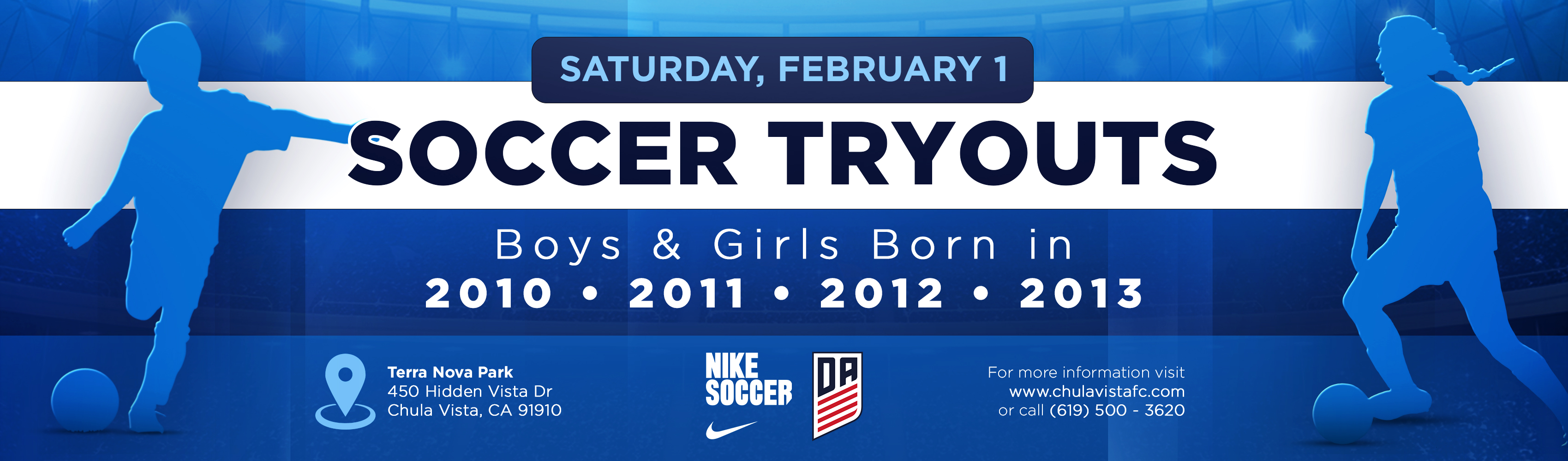 Younger Soccer Tryouts
