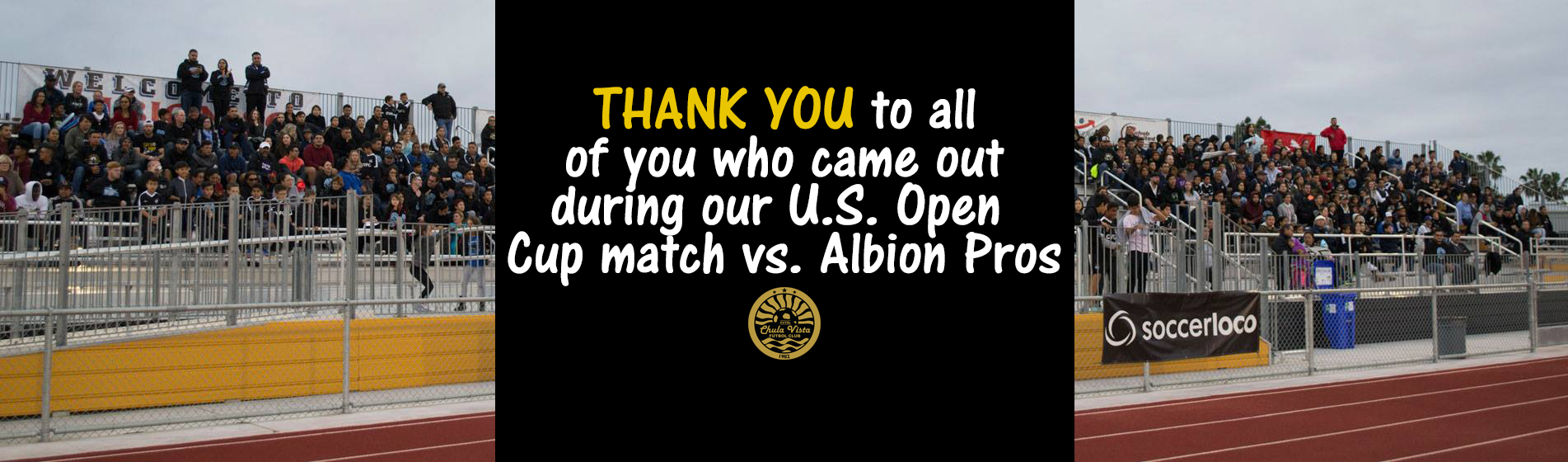 GAME RECAP: Chula Vista FC @ Albion Pros