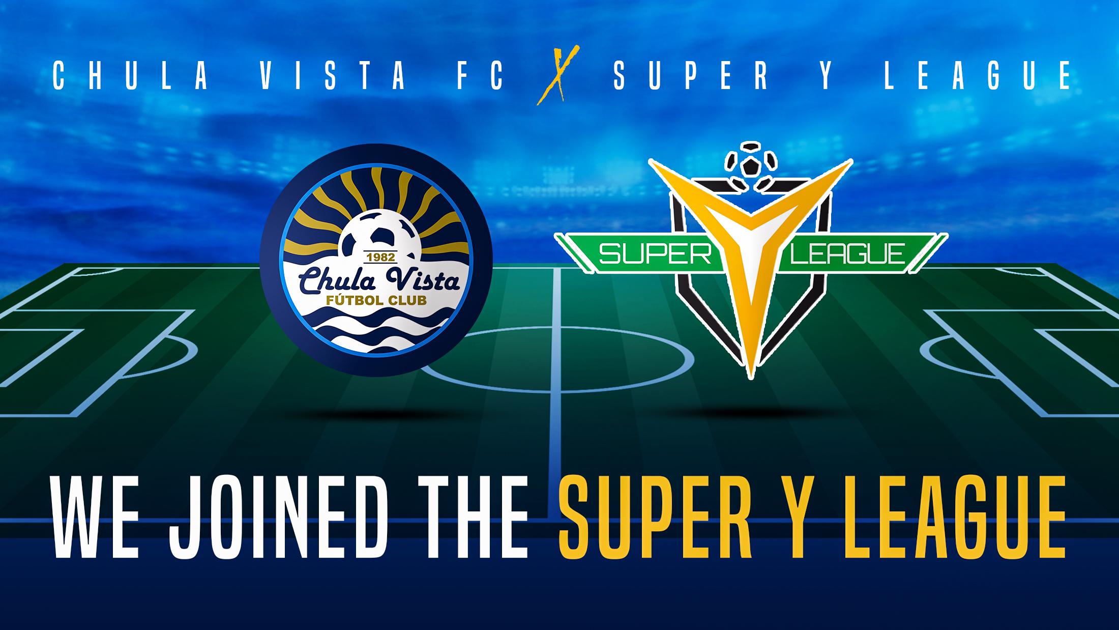 Chula Vista FC joins the Super Y League