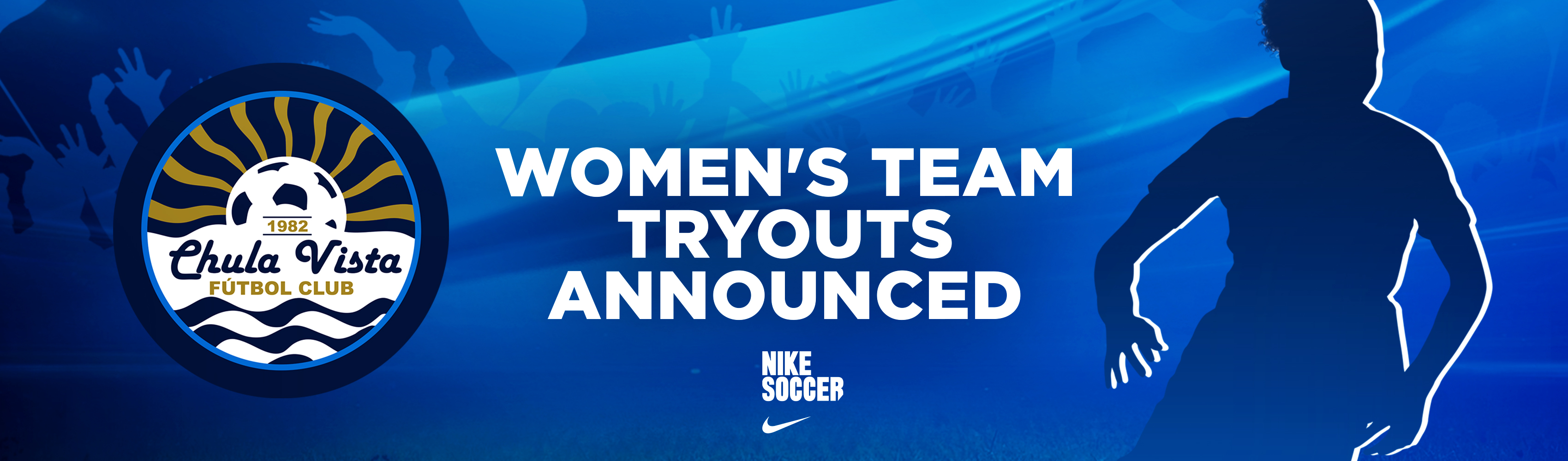 Women's Tryouts Announced!